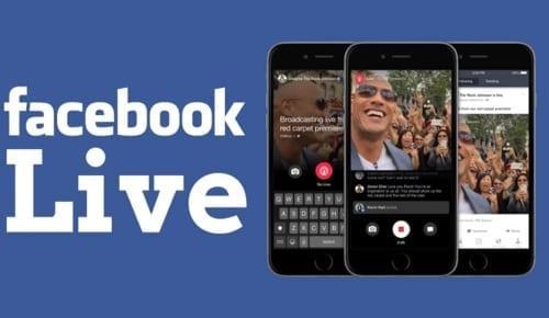 Facebook Live Shopify